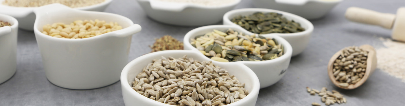 Biologische pitten & zaden