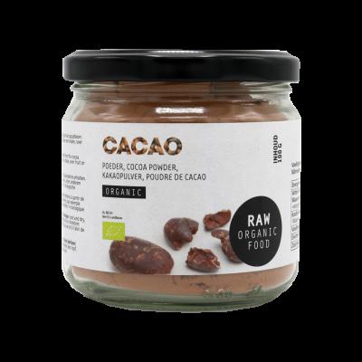 Cacao poeder raw biologisch