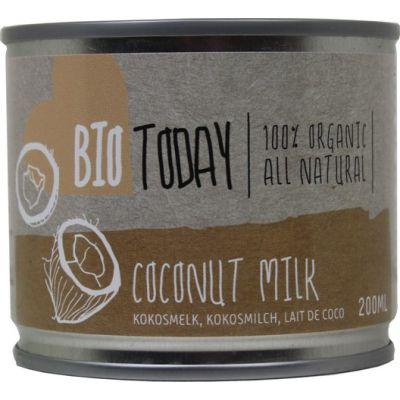Kokosmelk Bio (200 ml)
