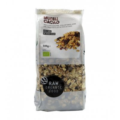 Muesli Cacao (500 gram)