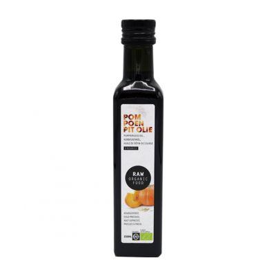 Pompoenpitolie Raw Bio (250 ml)
