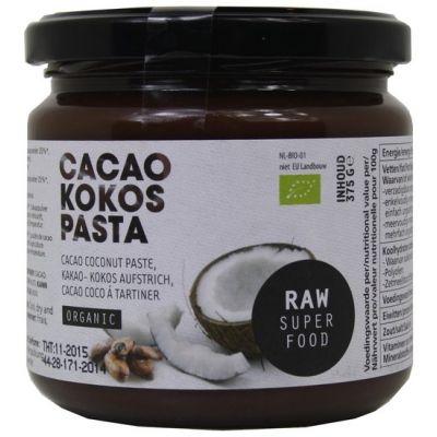 Cacao kokos pasta Raw Super Food