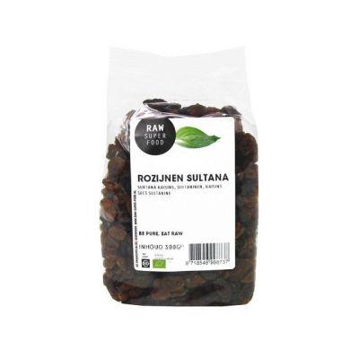 Rozijnen sultana raw van Raw Super Food