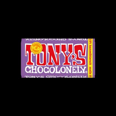 Tony Chocolonely Melk Kaneelbiscuit