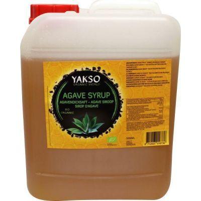 Agavesiroop JERRYCAN (5000 ml)
