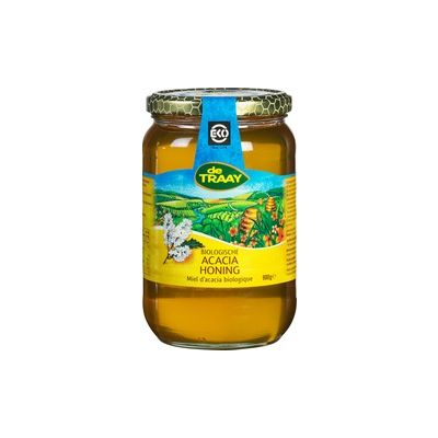 Acacia Honing Biologische (900 gram)