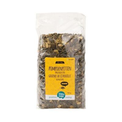 Glutenvrije pompoenpitten Biologisch (750 gram)