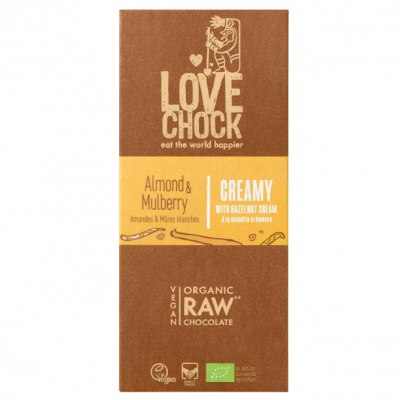 Lovechock Almond & Mulberry