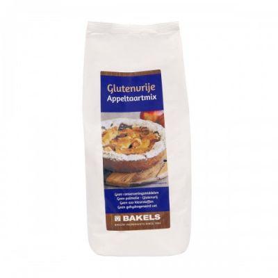 Appeltaartmix Glutenvrij (1000 gram)