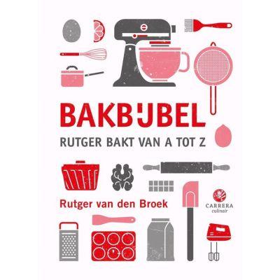 Kaft van de Bakbijbel van Rutger van Den Broek