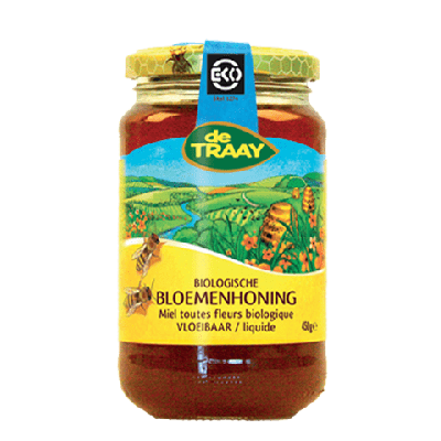 Bloemen Honing Biologische (450 gram)