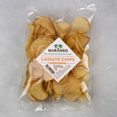 Cassave chips van Maranso