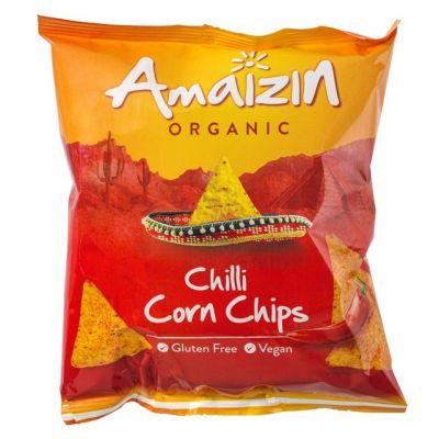 Amaizin corn chips chili