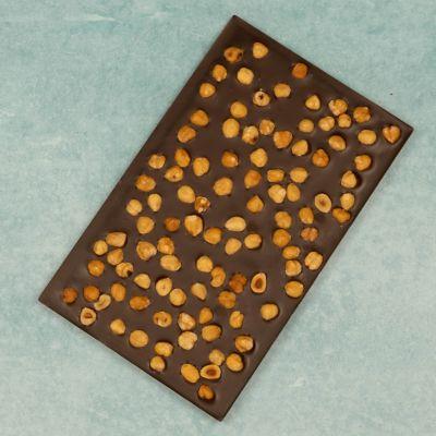 Chocolade Hazelnoot Breekplaat Puur