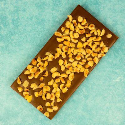 Chocolade Reep MELK Hazelnoot