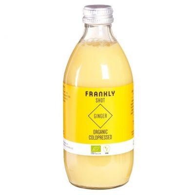 Frankly juice gingershot 330ml