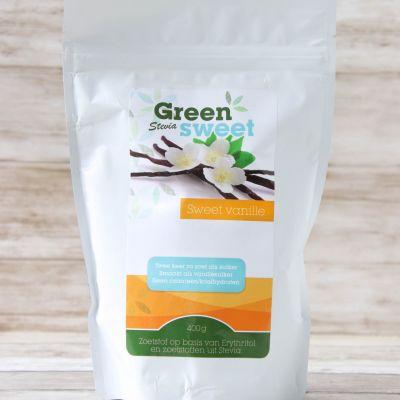 Stevia Sweet Vanille (400 gram)