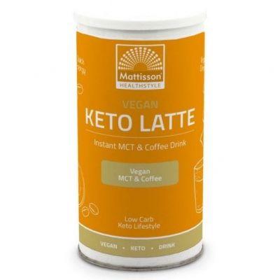 Vegan Keto Latte