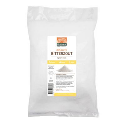 Bitterzout  (1000 gram)