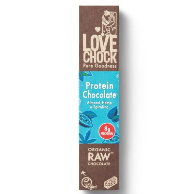 Lovechock Proteïne Chocolade