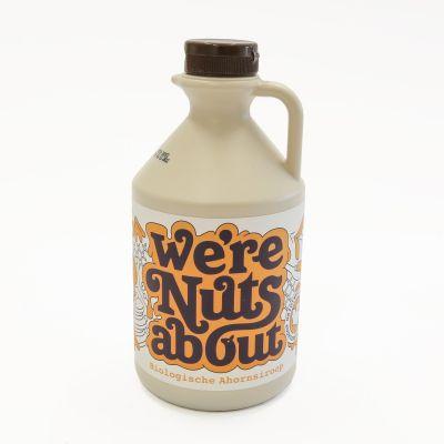 Biologische ahornsiroop van We're Nuts About