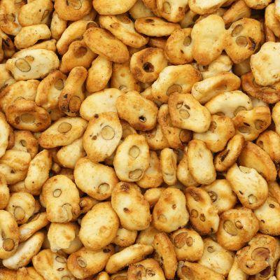 Japanse almond crackers
