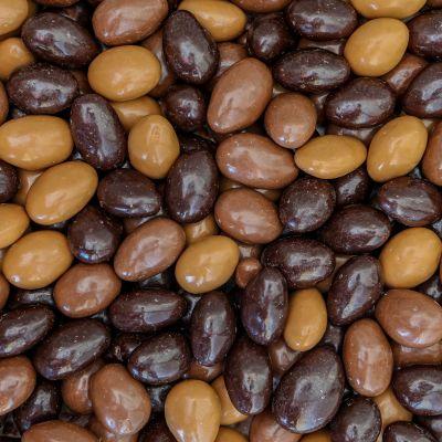 Chocolade amandel mix