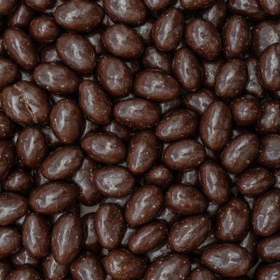 Chocolade amandelen puur