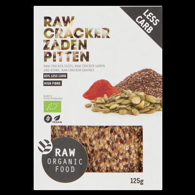 Cracker Zaden & Pitten Raw Bio