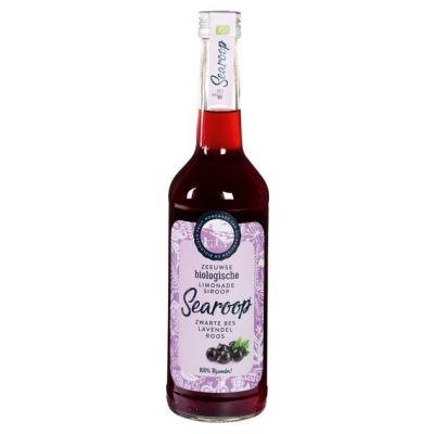Searoop zwarte bes/lavendel/roos