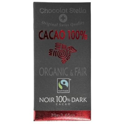 Chocolat Stella Pure Chocolade 100%