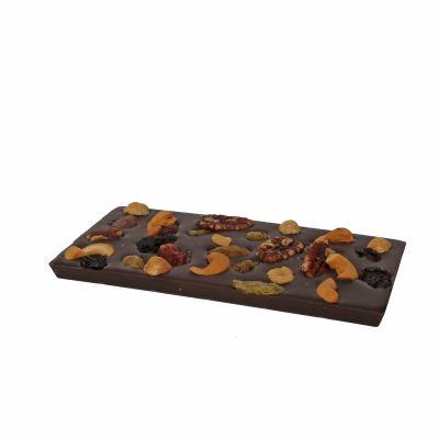 Chocoladereep puur studentenhaver