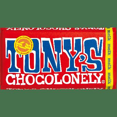Tony's Chocolonely Melk Chocolade 32%