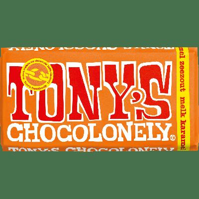 Tony's Chocolonely Melk Karamel & Zout
