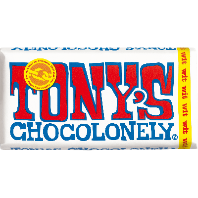 Tony's Chocolonely Witte Chocolade