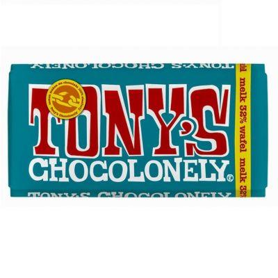 Tony's Chocolonely Melk Pennywafel
