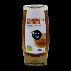 Biologische vloeibare honing raw