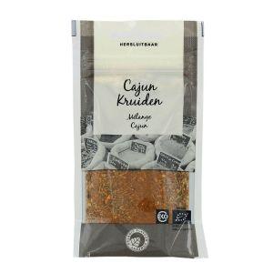 Cajun kruiden (Biologische) 24 gram
