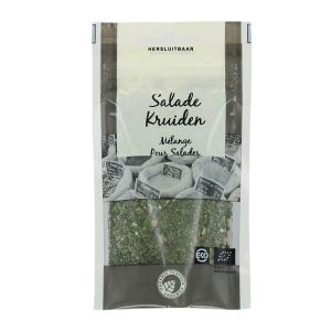 Salade kruiden (Biologische) 15 gram
