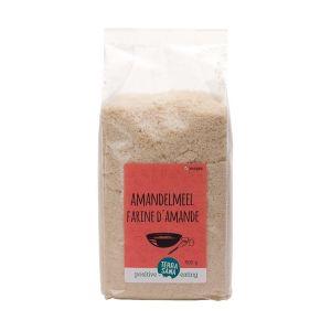 Glutenvrij biologisch amandelmeel