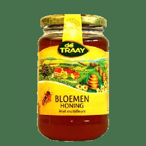 Bloemen honing van De Traay