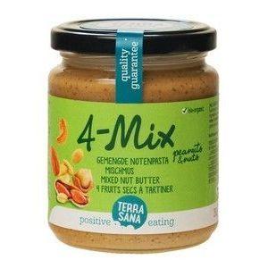 Gem. Notenpasta 4-Mix (250 gram)
