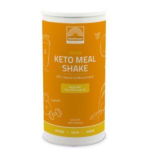 Vegan Keto Meal Shake Vanille Kaneel (500 gram)