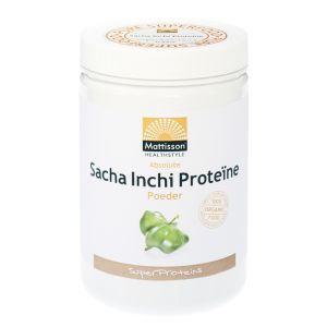 Sacha Inchi Proteïne poeder Bio (350 gram)