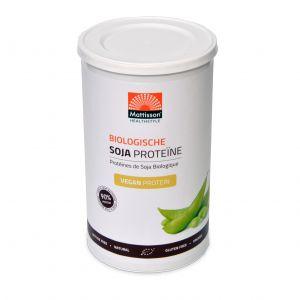 Biologische soja proteïne van Mattisson healthstyle