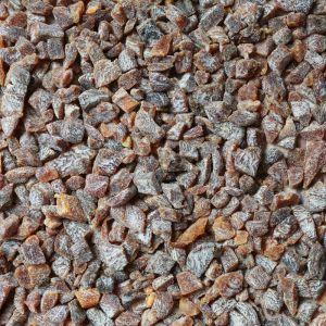 Ongezwavelde abrikozen stukjes biologisch