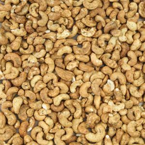 Geroosterde cashewnoten met knoflook en rozemarijn