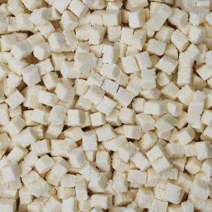 Kokosblokjes (Ongezoet)