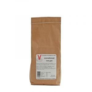 Zonnebrood met gist (1000 gram)